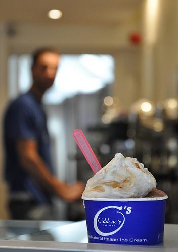 Oddono's ice cream