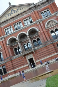Victoria & Albert Museum garden
