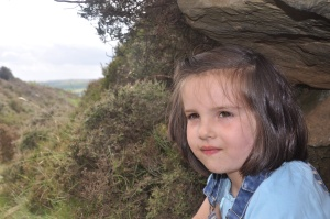 Eve on North Yorkshire Moors