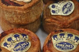 King's pork pies