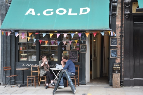 A. Gold Grocers