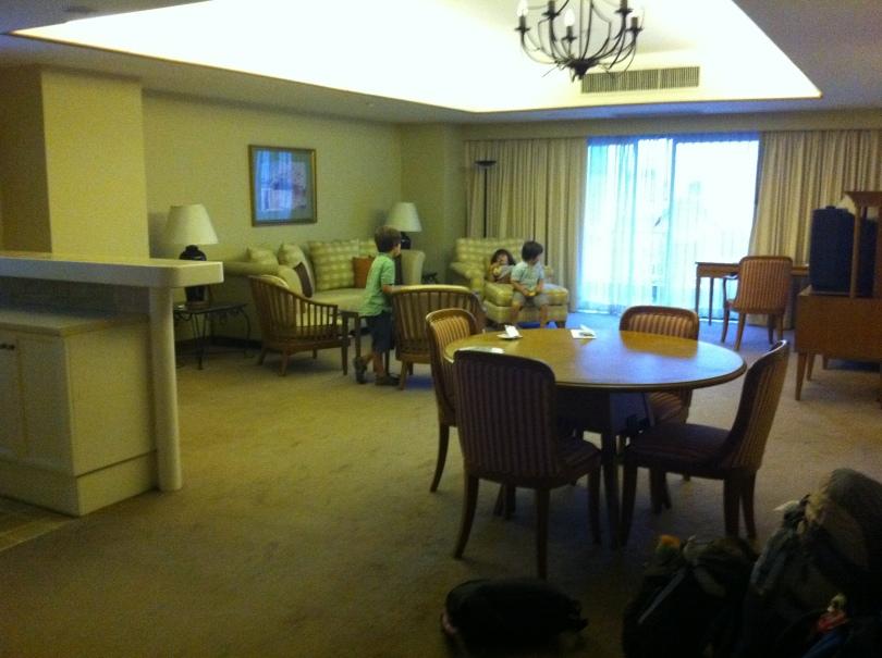 Room 1801, Pantip Court, Bangkok